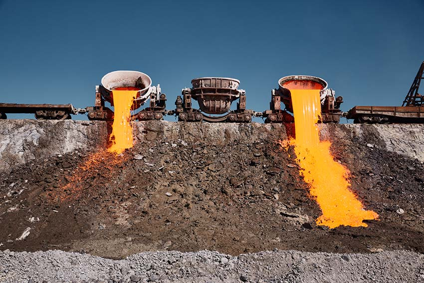 Can steel slag help to save the world? - ShapeCUT