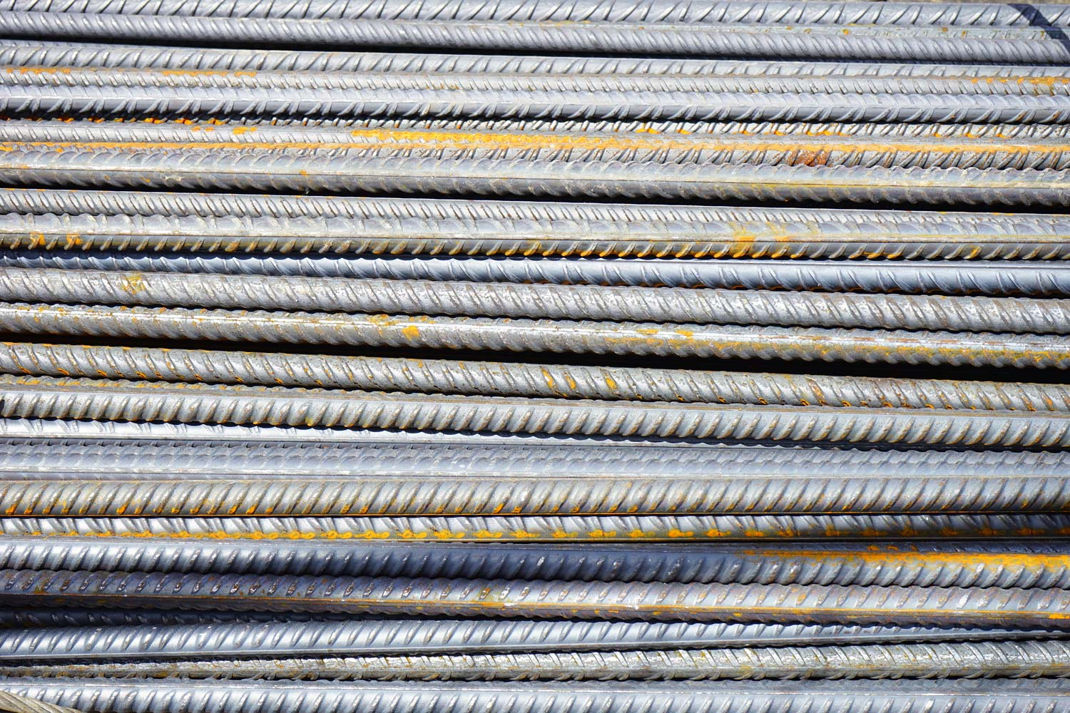 What should you do with your excess steel?