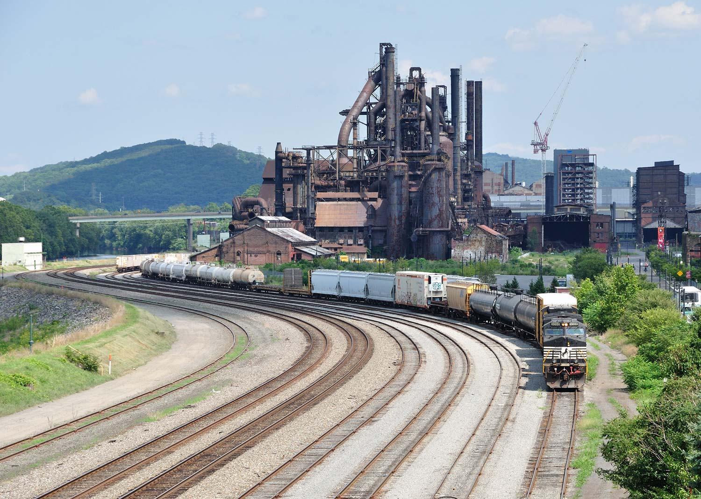 Bethlehem Steel Mill's Lasting Legacy